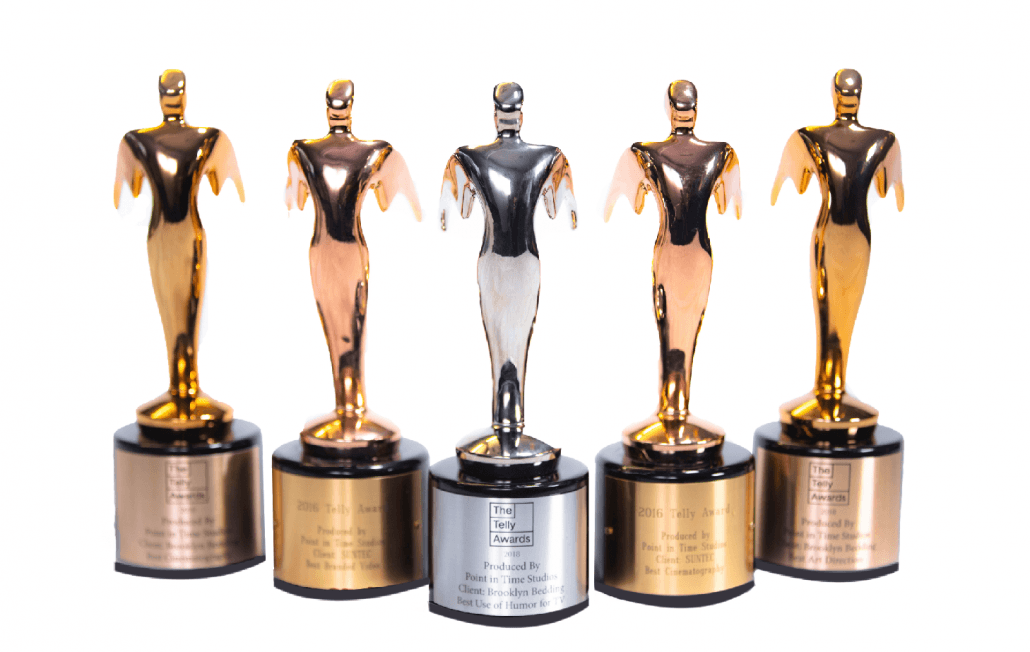 Point in Time Studios Video Production telly Awards