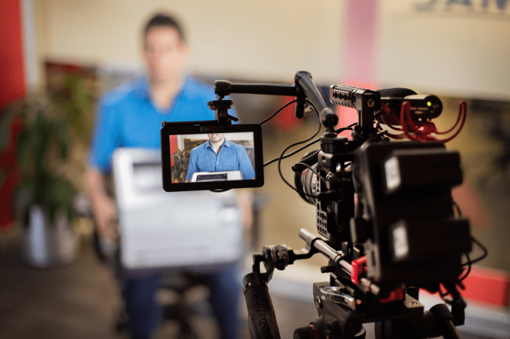 Company culture video production in phoenix