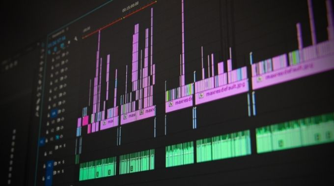 post production - editing during video production